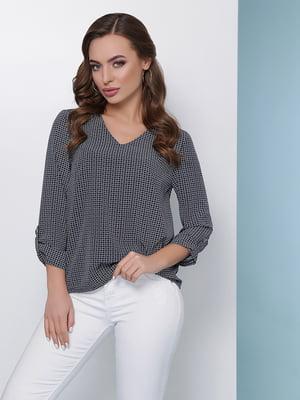 Блуза в принт | 5016191