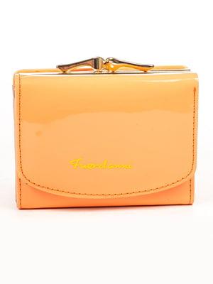 Кошелек персикового цвета | 5010674