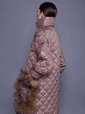 Пальто бежевое | 5014742
