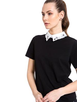 Блуза черная | 5018009