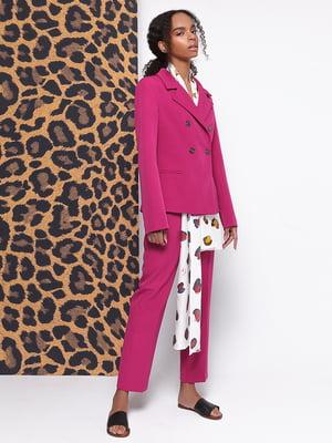 Жакет рожевий | 5014575