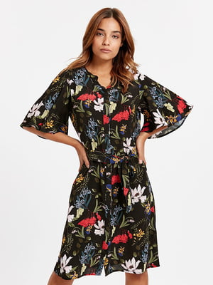 Платье в принт | 5024145