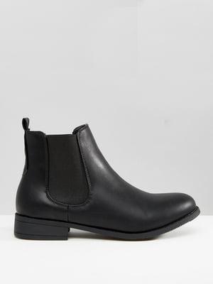 Черевики чорні | 4981438