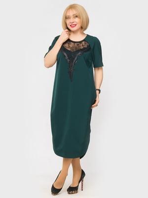 Платье зеленое | 5027090