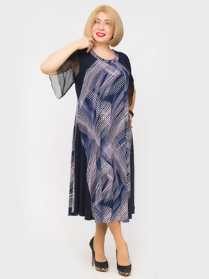 Платье в принт | 5027215