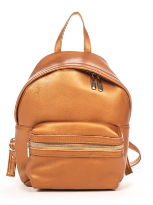 Рюкзак рыжего цвета | 5016226