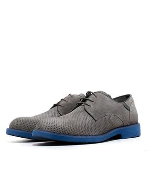 Туфли серые | 5026453