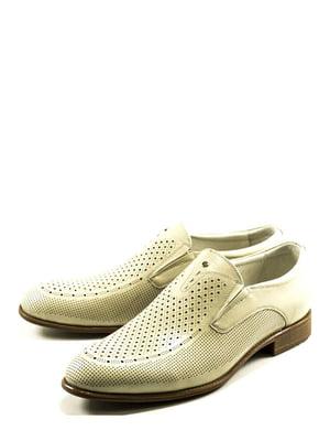 Туфли бежевые   5026467