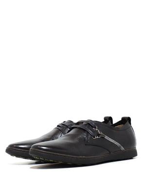 Туфлі чорні | 5026541