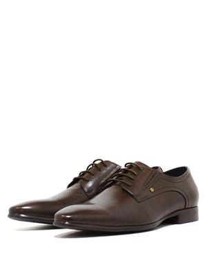 Туфлі коричневі | 5026542