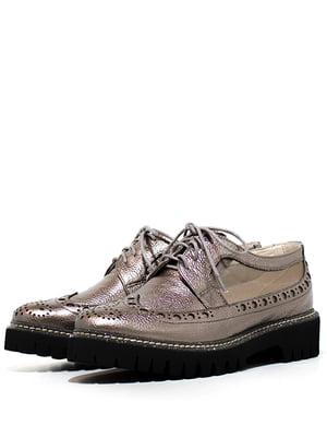 Туфлі бронзового кольору   5026545