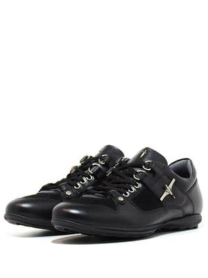Кросівки чорні   5026547