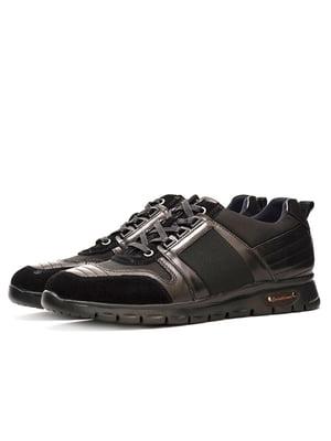 Кросівки чорні | 5026559