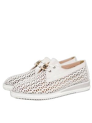 Туфлі світло-сірі | 5026629