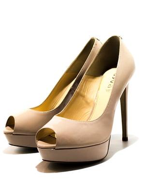 Туфлі бежеві | 5026666