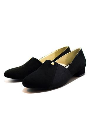 Туфли черные | 5026697