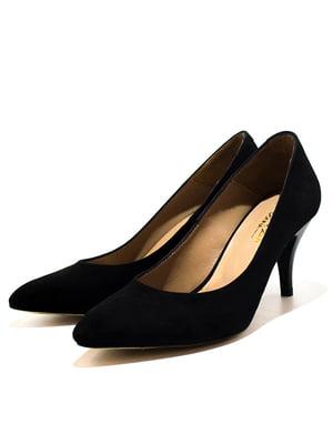 Туфлі чорні | 5026755