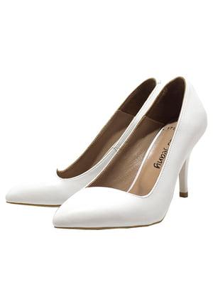 Туфлі білі | 5026756