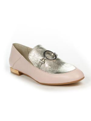 Туфли двухцветные | 5015886