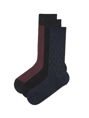 Набір шкарпеток (3 пари) | 4951825