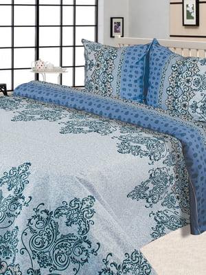 Комплект постельного белья двуспальный (евро)   5026008