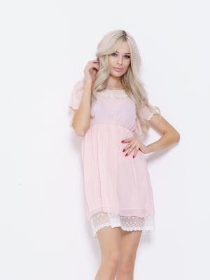 Платье розовое | 5029741