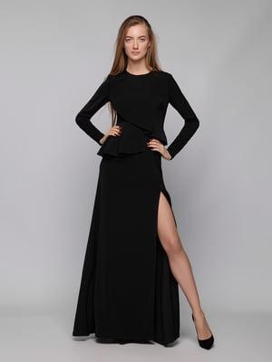 Платье черное | 5025310