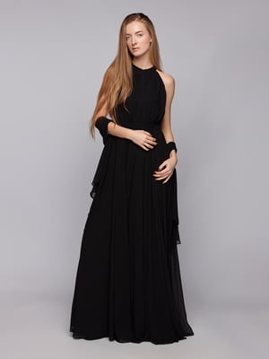 Платье черное | 5025330