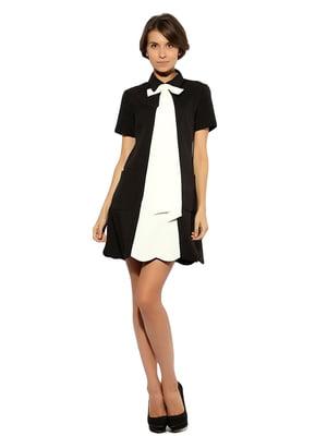 Платье двухцветное | 5025333
