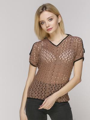 Блуза бежевая | 5015251
