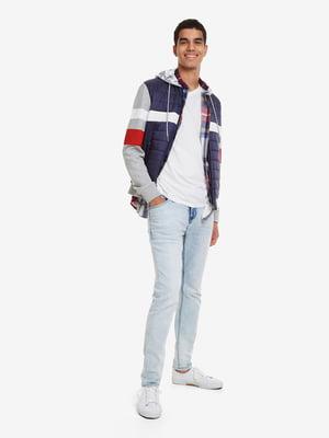 Куртка двухцветная   4983053
