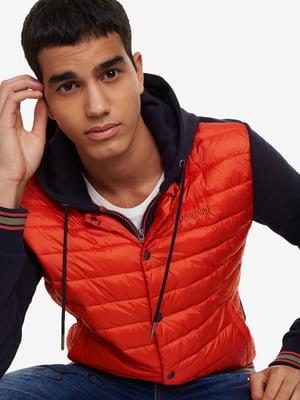 Куртка двухцветная   4983054