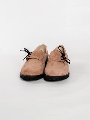 Туфлі бежеві | 4932376