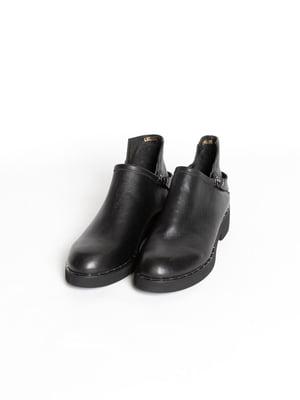 Ботинки черные | 5032180