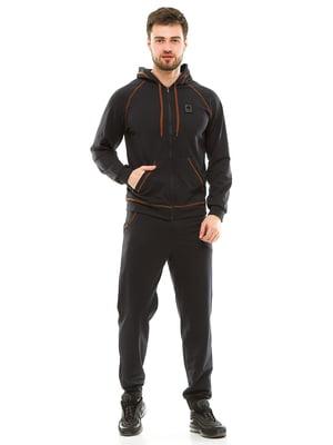 Костюм спортивный: толстовка и брюки | 4986348