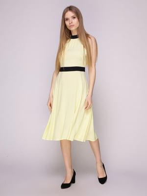 Сукня жовта | 5029856