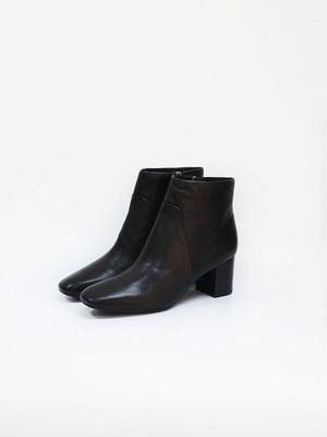 Ботинки черные | 4860017