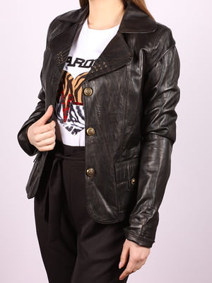 Куртка темно-коричневая   5034416