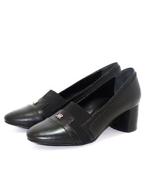Туфлі чорні | 5026848