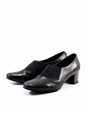 Туфлі чорні | 5026851