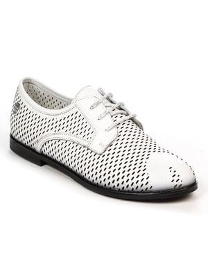Туфли белые | 4915422