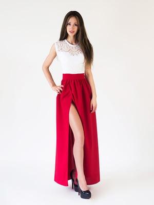 Платье двухцветное | 5035101