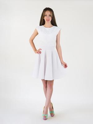 Платье белое | 5035115