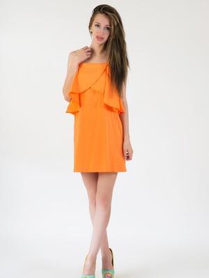 Сукня помаранчева | 5035131