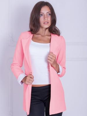 Жакет розовый | 5035221
