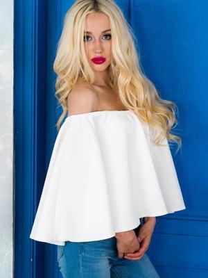 Блуза белая   5035264