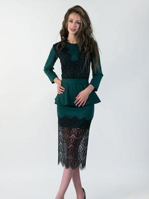 Сукня двоколірна | 5035292