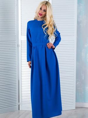 Платье синее | 5035309