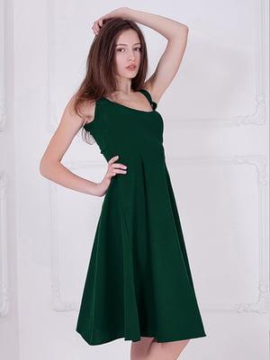 Платье зеленое | 5035371