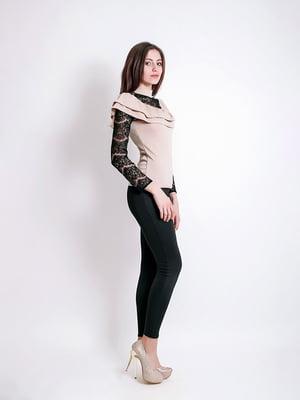 Блуза бежевая   5035411